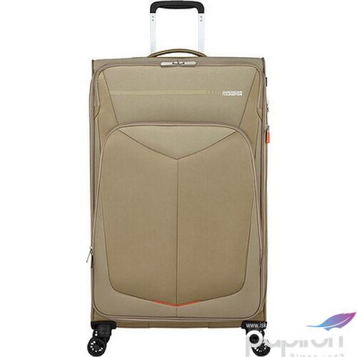 American Tourister bőrönd 79/2 Summerfunk 79/29 bővíthető bőrönd 124891/1030 bézs, 4 kerekű, textil