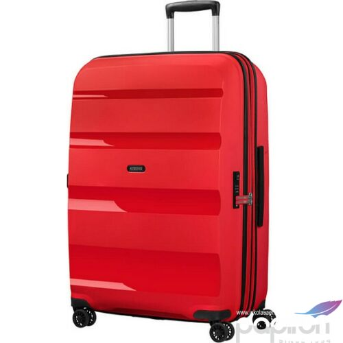 American Tourister bőrönd Bon Air Dlx spinner 75/28 Tsa Exp 134851/0554 Magma Red