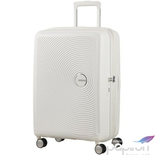 American Tourister bőrönd Soundbox 46,5x67x29/32cm 3,7kg 4kerekű 88473/2343 fehér