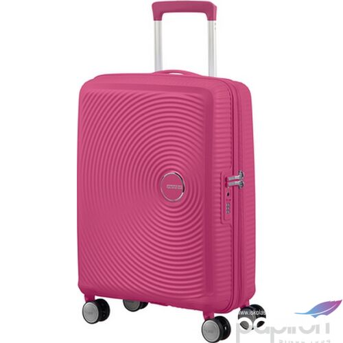 American Tourister bőrönd Soundbox spinner 55/20 Magenta 88472/1992 Magenta - 4 kerekű