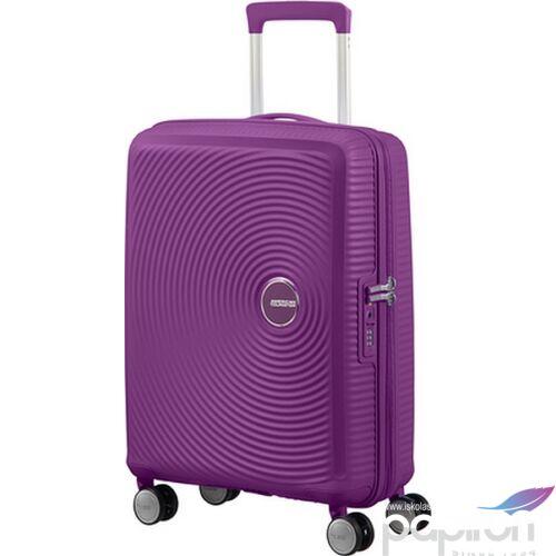 American Tourister bőrönd Soundbox spinner 55/20 Purple Orchid 88472/2011 Purple Orchid - 4 kerekű