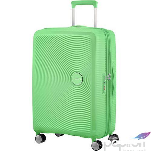 American Tourister bőrönd Soundbox spinner 67/24 Spring Green 88473/4420 Spring Green - 4 kerekű