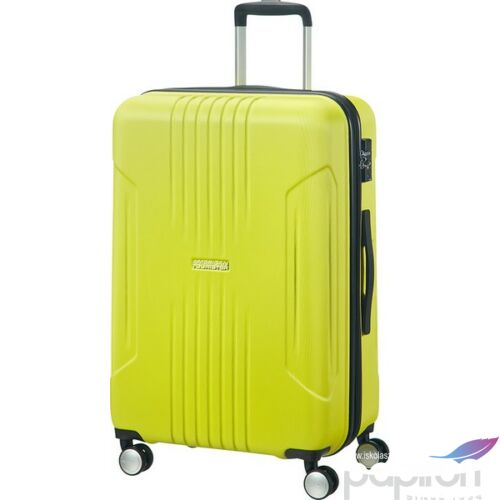 American Tourister bőrönd Tracklite 44x67x27/31cm 3,8kg 4kerekű 88745/1838 lime