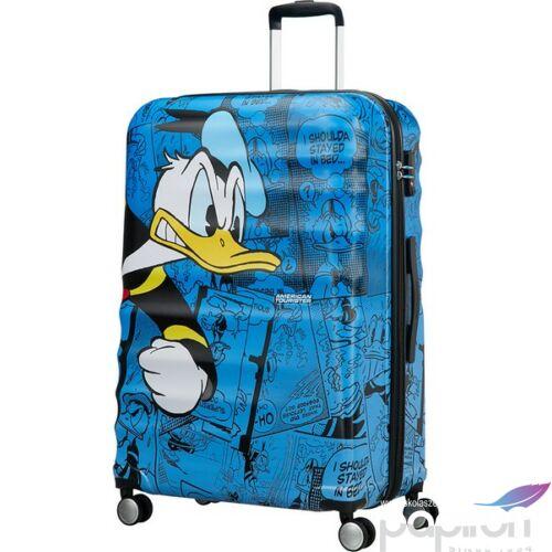 American Tourister bőrönd WAVEBREAKER Disney 52x77x29 4,2kg 96l 77//29 85673/5278 Donald kacsa