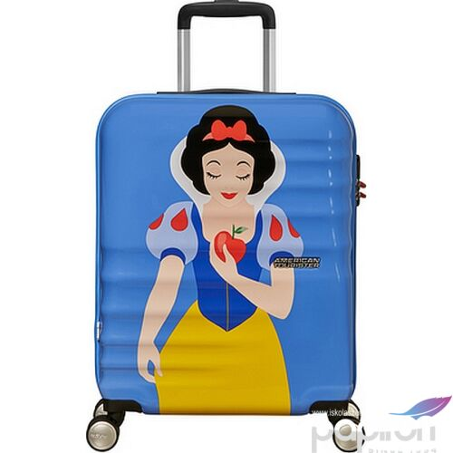 American Tourister bőrönd Wavebreaker Disney SPIN 55/20 Disney Del 131398/T558 Snow White
