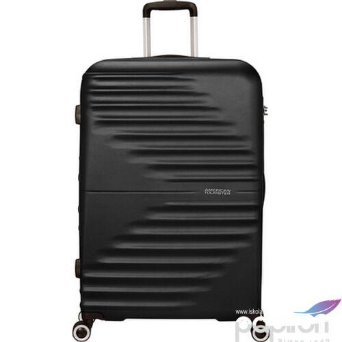 American Tourister bőrönd Wavetwister spinner 77/28 Tsa 131991/2480 Black