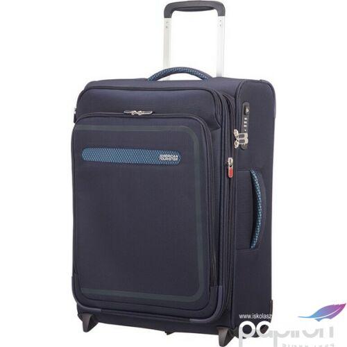 American Tourister kabinbőrönd Airbeat bővíthető 40x55x20/23 2,1kg 43/ 55/20/23 102998/3404 sötétkék