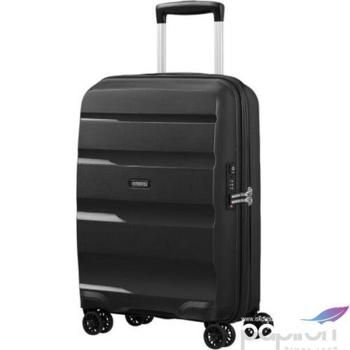 American Tourister kabinbőrönd Bon Air Dlx spinner 55/20 Tsa 134849/1041 Black
