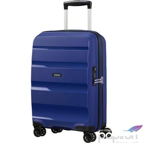American Tourister kabinbőrönd Bon Air Dlx spinner 55/20 Tsa 134849/1552 Midnight Navy