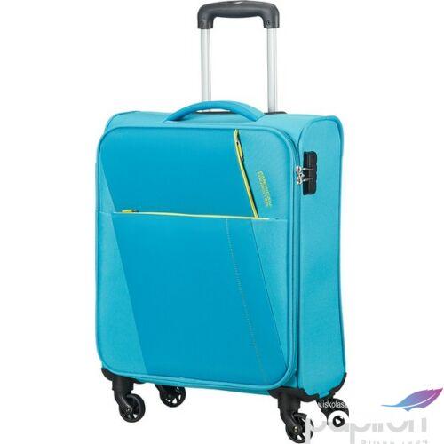 American Tourister kabinbőrönd Joyride 40x55x20cm 2,5kg 4kerekű 89152/6323 kék