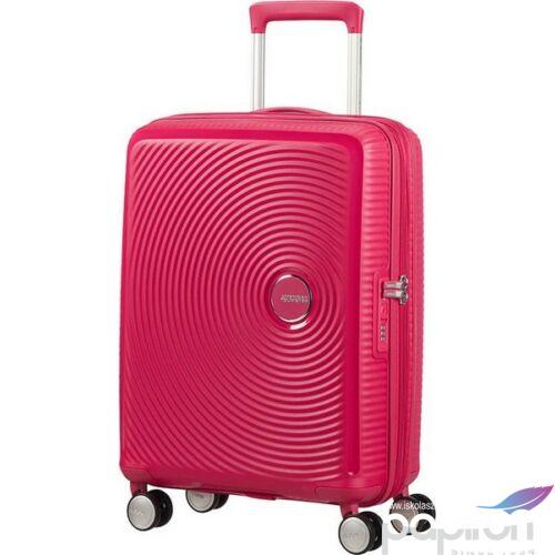American Tourister kabinbőrönd Soundbox 40x55x20/23cm 2,6kg 4kerekű 88472/5502 pink