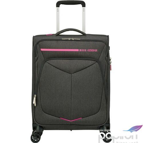 American Tourister kabinbőrönd Summerfunk SPIN 55/20 Exp Tsa Neon 133513/5008 Neon Pink