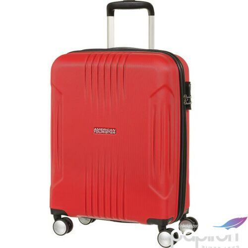 American Tourister kabinbőrönd Tracklite 40x55x20cm 2,6kg 4kerekű 88742/0501 piros