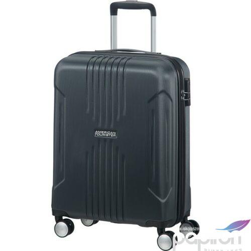 American Tourister kabinbőrönd Tracklite 40x55x20cm 2,6kg 4kerekű 88742/1269 fekete