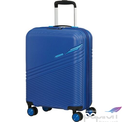 American Tourister kabinbőrönd Triple Trace spinner 55/20 Tsa Exp 134654/2694 Navy/Blue