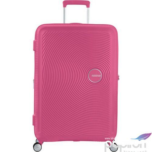 American Tourister bőrönd Soundbox spinner 77/28 Tsa Exp 88474/1992- Magenta