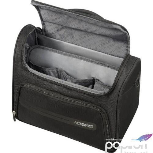 American Tourister kozmetikai Summer Voyager Beauty Case 32X30X19 15L kozmetikai táska fekete