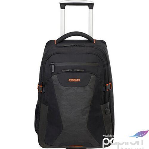 "American Tourister laptopháti At Work lapt. Bp/Wh 15,6"" Camo 134561/1041 Black"