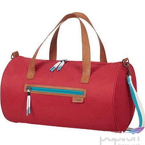 American Tourister utazótáska Fun Limit LIFESTYLE Duffle 45/18 125438/0470 Cardinal Red