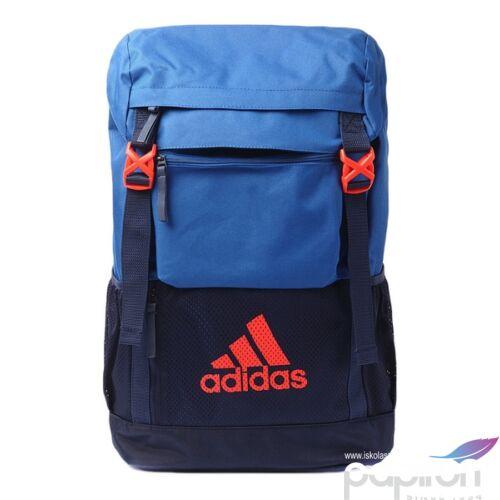 Hátizsák Adidas Kék - narancs túrazsák AJ9497