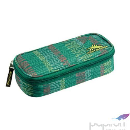 High Sierra tolltartó SPORTIVE PACKS - VICHA PENCIL CASE M 67036/2255 Green Stripes