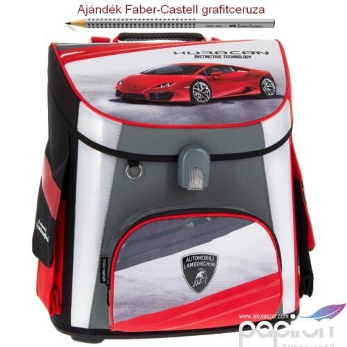Iskolatáska Ars Una kompakt Lamborghini kompakt Easy 19 kompakt mágneszáras Prémium kollekció