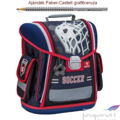 Iskolatáska Belmil ergonómikus Sporty 404-5 38x32x21cm kb. 22l - 950-1000g