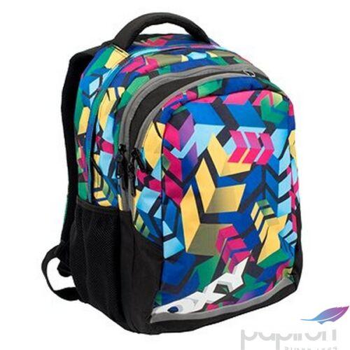 Iskolatáska ergonómikus KPP OXY ONE colour mérete: 350X400X180