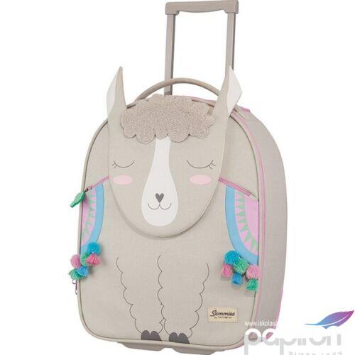 Samsonite bőrönd 45/16 Happy Sammies upright 2 kerekű 120312/7735 Alpaca Aubrie