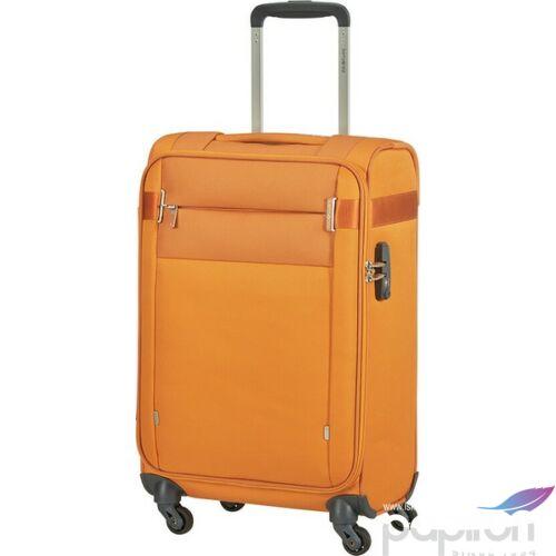 Samsonite bőrönd 55/20 Citybeat spinner 55/20 Length 35cm 128829/1953-Apricot