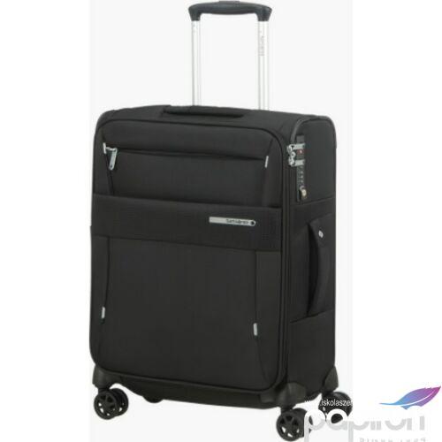 Samsonite bőrönd 55/20 Duopack spinner 55/20 Exp 1 Frame 128590/1041-Black