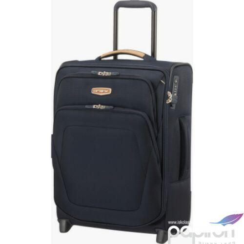 Samsonite bőrönd 55/20 kabin Spark Sng Eco textil bőrönd spinner 115758/8693 ECO kék