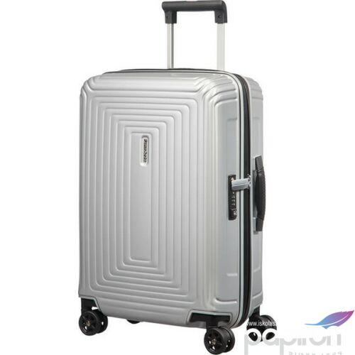 Samsonite bőrönd 55/20 Neopulse Dlx spinner 55/20 92031/6496-matte Sky Silver