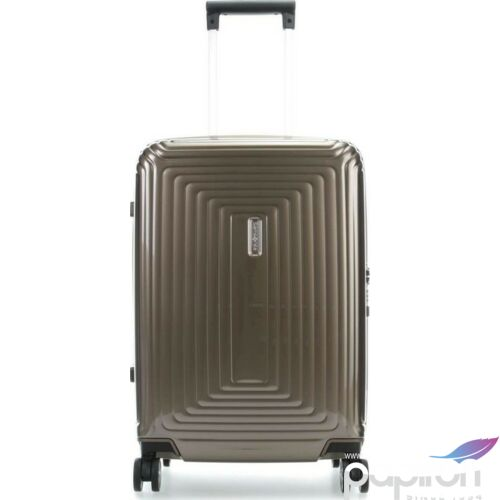 Samsonite bőrönd 55/20 Neopulse spinner 4 kerekű 105646/4535 Metál homok 5 év garancia