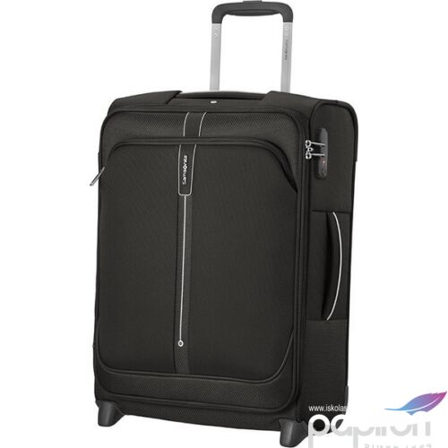 Samsonite bőrönd 55/20 Popsoda upright 2 kerekű 123535/1041 Fekete