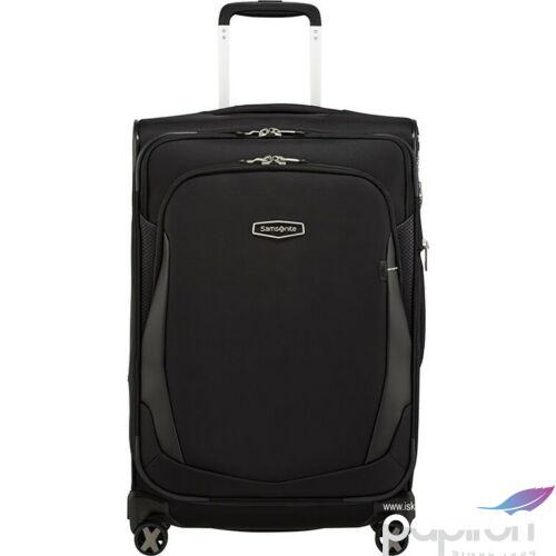 Samsonite bőrönd 63/23 exp X' Blade 4.0 spinner 4 kerekű 122804/1041 fekete