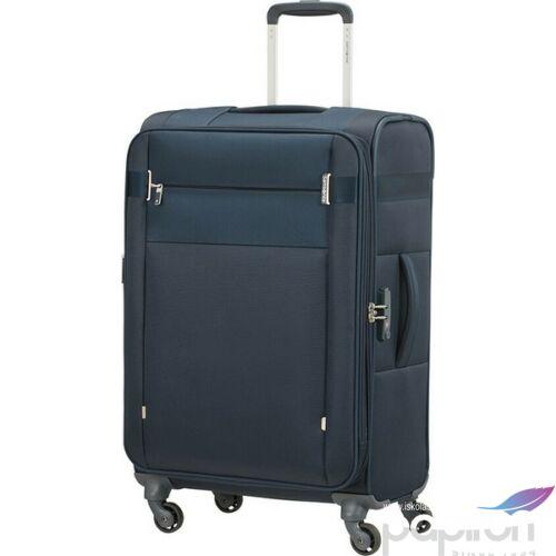 Samsonite bőrönd 66/24 Citybeat spinner 66/24 Exp 128831/1598-Navy Blue