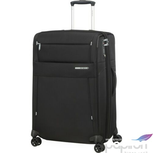 Samsonite bőrönd 67/24 Duopack spinner 67/24 Exp 2 Frame 128594/1041-Black