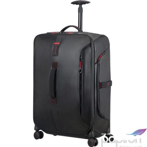 Samsonite bőrönd 67/24 Paradiver Light spinner Duffle 92058/1041 Fekete
