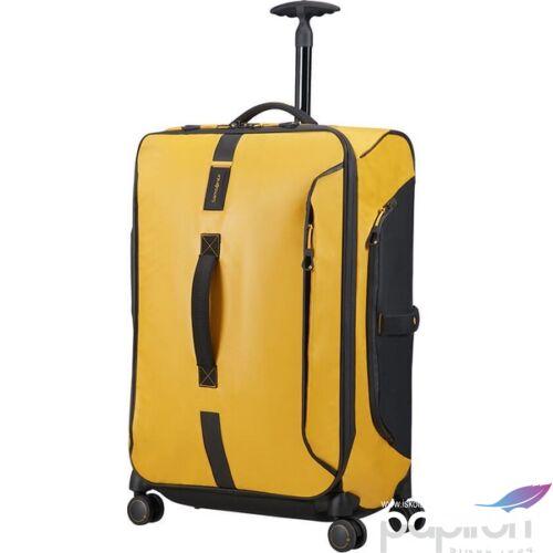 Samsonite bőrönd 67/24 Paradiver Light spinner Duffle 92058/1924 Sárga