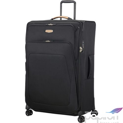 Samsonite bőrönd 82/31 Spark Sng Eco textil bőrönd spinner 115763/L470 Fekete