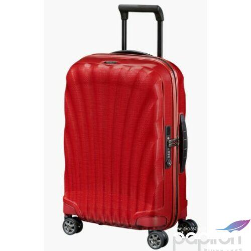 Samsonite bőrönd 86/33 C-Lite spinner 86/33 122863/1198-Chili Red
