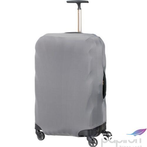 Samsonite bőröndhuzat M lycra Luggage cover 121226/1009 Antracit