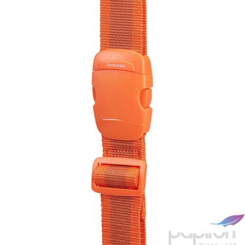 Samsonite bőröndszíj Luggage strap 50mm 121312/1641 Narancs