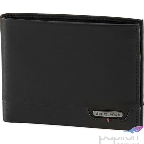 Samsonite pénztárca férfi bőr PRO-DLX 4S 13X9,7X1 irattartó 75420/1041 fekete