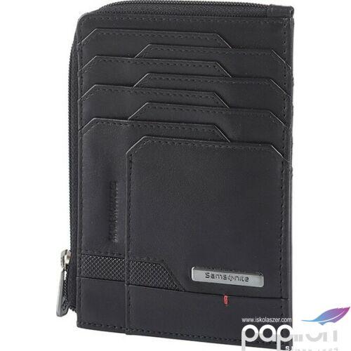 Samsonite pénztárca férfi PRO-DLX 5 Slg 727-All In One Wallet Zip 120640/1041-Black