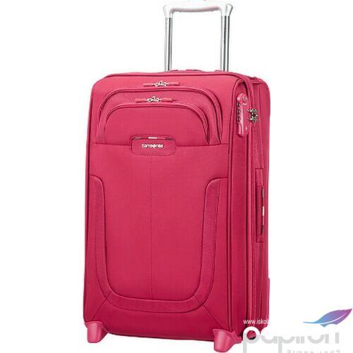 Samsonite kabinbőrönd 55/20/24 Duosphere 35x55x20/24 2,4kg 34/40l 92972/6546 gránit vörös