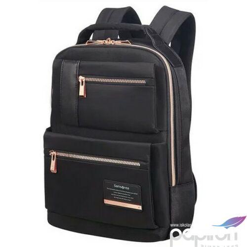 Samsonite laptopháti 13,3 openroad Lady backpack slim 111042/1041 Fekete
