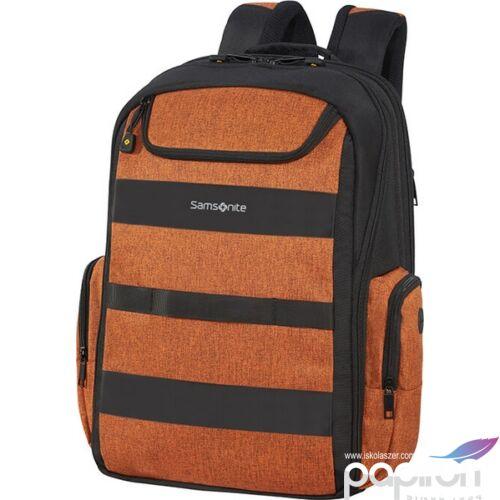 Samsonite laptopháti 15,6 Bleisure bp exp daytrip 123558/1282 Mélynarancs