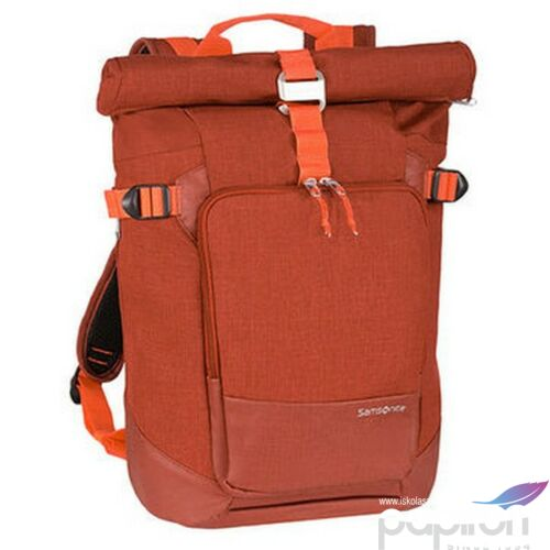 Samsonite laptopháti 15,6 Ziproll Latop backpack S 116877/1156 Égettt narancs